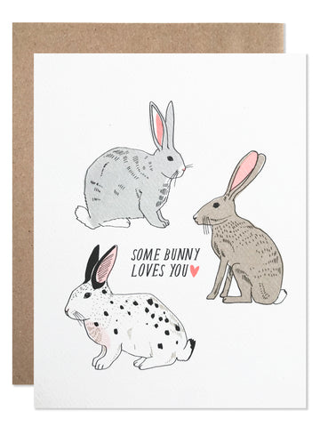 Some Bunny Loves You (Three)