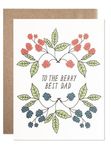 Berry Best Dad