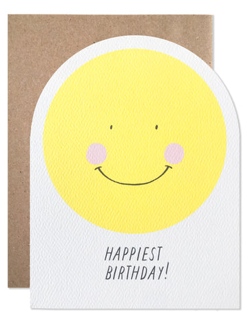 Birthday /  Happiest Birthday Smiley - wholesale