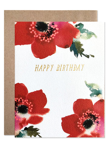 DEALTRY X HB Birthday Anemone - wholesale