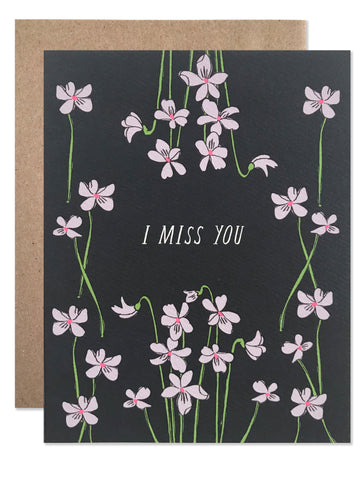 Love and Friendship / Miss You Violets - wholesale