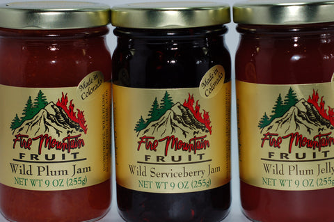 3 Wild Pack:  Collection of Wild Berry Flavors