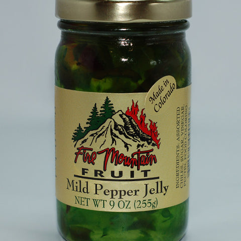 Mild Pepper Jelly
