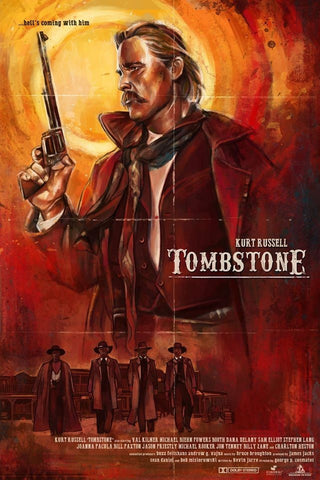 Tombstone by Robert Bruno