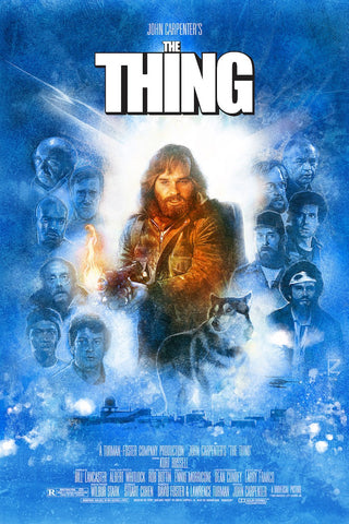 The Thing Large Variant by Paul Shipper