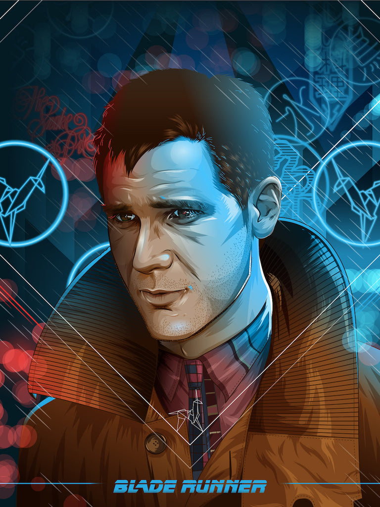 Deckard by Cryssy Cheung