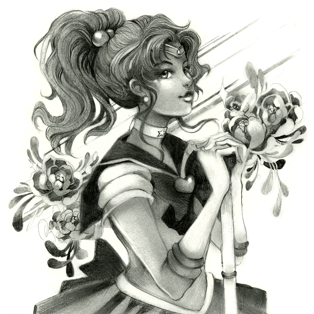 Sailor Jupiter by Malisa Suchanya