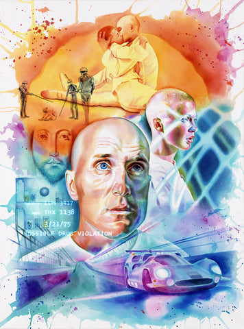 THX1138 by Tegan Bellitta