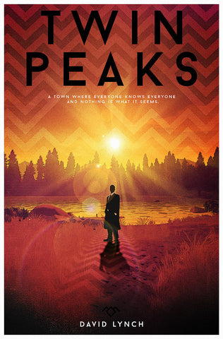 Twin Peaks by Ryan James McGrath