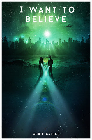 X-Files by Ryan James McGrath