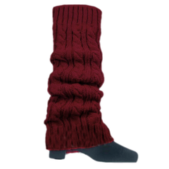 Women's Knitted Crochet Leg Warmers and Boot Covers - Assorted Colors - BoardwalkBuy - 6