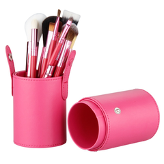 12 Piece Make Up Set in 5 Colors ,  - MyBrushSet, My Make-Up Brush Set  - 12