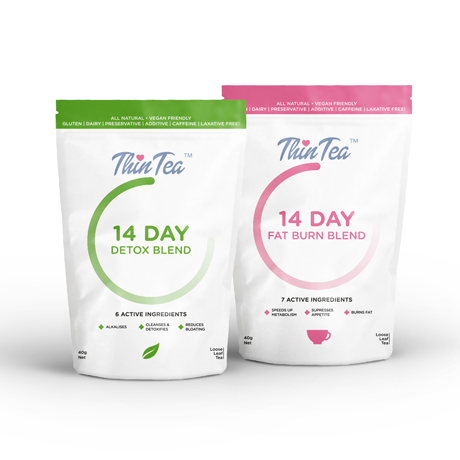 Thin Tea Detox and Fat Burn
