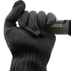Kevlar Stainless Steel Wire Resistance Gloves - BoardwalkBuy - 1