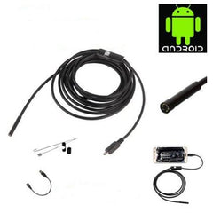 3.5m Mini Android Endoscope Borescope
