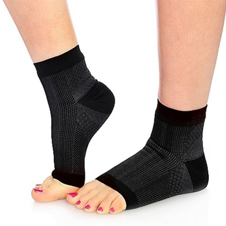 Compression Ankle Sock (2-Pack)