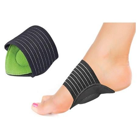 2 Pack: Aero Cushion Plantar Fasciitis Arch Supports - BoardwalkBuy