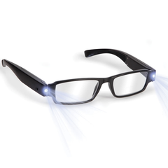 Multi-Strength LED Reading Glasses