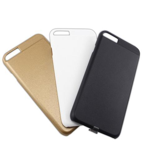 "Wireless Charger Receiver Case Cover For iPhone 6 6S Plus 4.7"" 5.5"" Multipurpose phone case ABS Phone Case Cover"