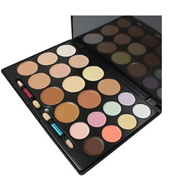 20 Color Concealer Palette ,  - My Make-Up Brush Set, My Make-Up Brush Set