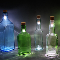 Set of 3 Bottle Cork LED Light