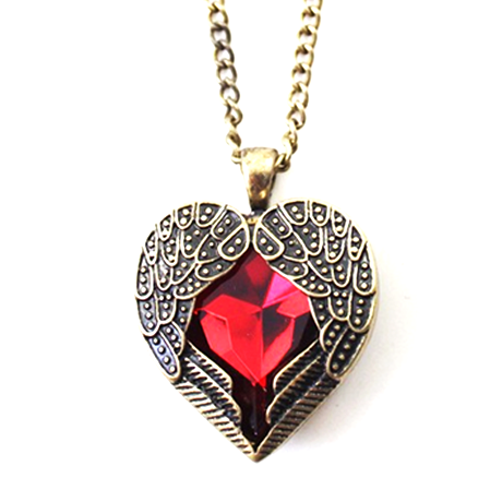 Angel's Heart Pendant