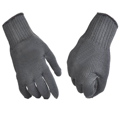 Kevlar Stainless Steel Wire Resistance Gloves - BoardwalkBuy - 4