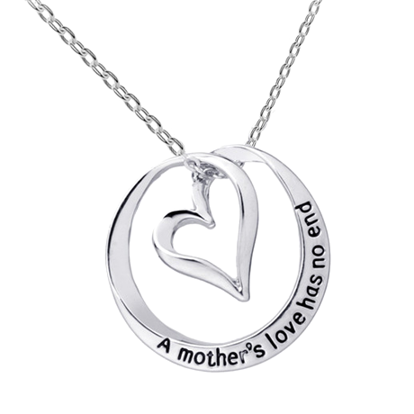 A Mother's Love Has No End Pendant