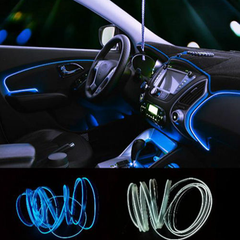 Neon LED Light Car Decor