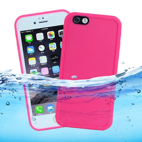 Original Submarine Case - Ultimate Waterproof Case for iPhone 6/6S, 6/6S PLUS