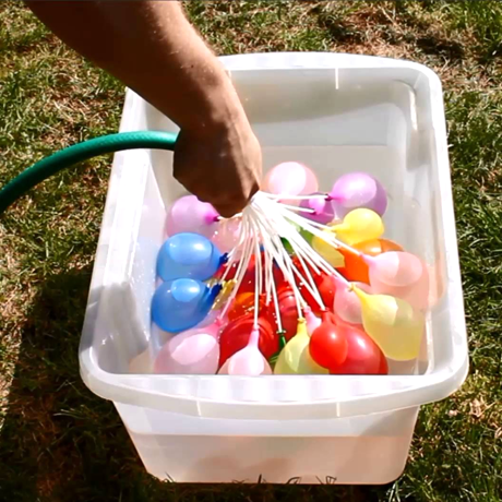 Magic Water-Balloon Maker Sets and Refill Packs