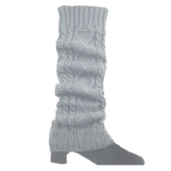 Women's Knitted Crochet Leg Warmers and Boot Covers - Assorted Colors - BoardwalkBuy - 10