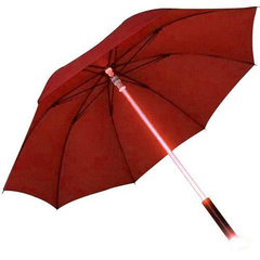 Jedi LED Saber Umbrella
