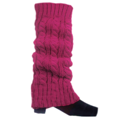 Women's Knitted Crochet Leg Warmers and Boot Covers - Assorted Colors - BoardwalkBuy - 8