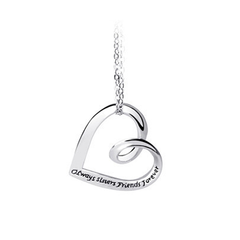 Always Sisters - Friends Forever Pendant