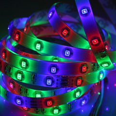 16 Feet 300 LED Waterproof RGB Light Strip With IR Remote Control - BoardwalkBuy - 4