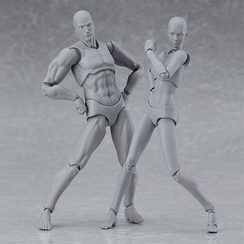 BODY KUN - Anime Models For Artists