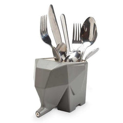 Elephant Cutlery Drainer