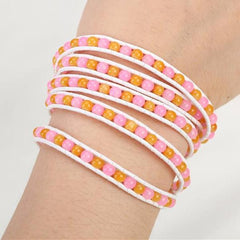 Soft Love Wrap Bracelet