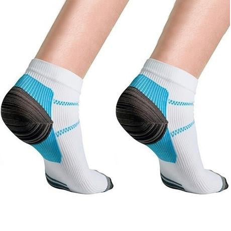 Plantar Fasciitis Compression Socks - BoardwalkBuy - 1