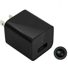 1080p Charger With Security Camera