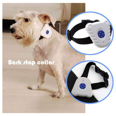 No-Bark Dog Collar