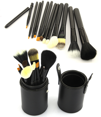 12 Piece Make Up Set in 5 Colors ,  - MyBrushSet, My Make-Up Brush Set  - 2