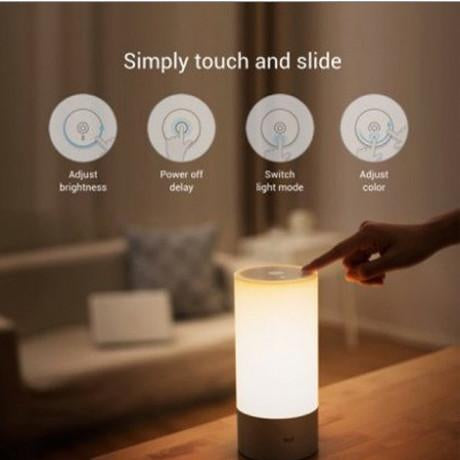 Cool Original  Indoor Night Light Dimmable Bed Lamp