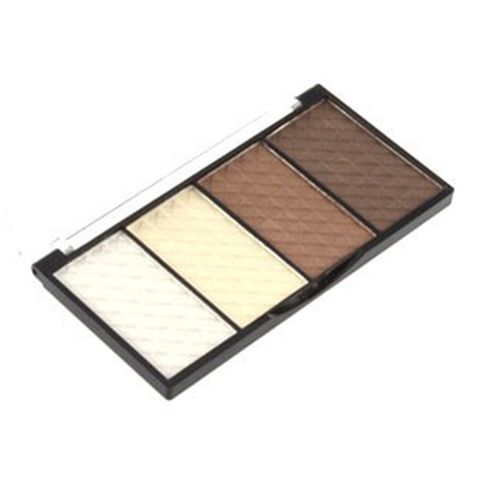 Four Color Contour Shading Pressed Powder