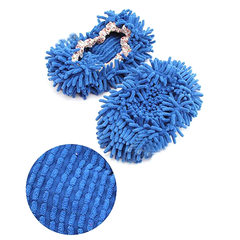 Microfiber Cleaning Mop Slippers - Assorted Colors - BoardwalkBuy - 3