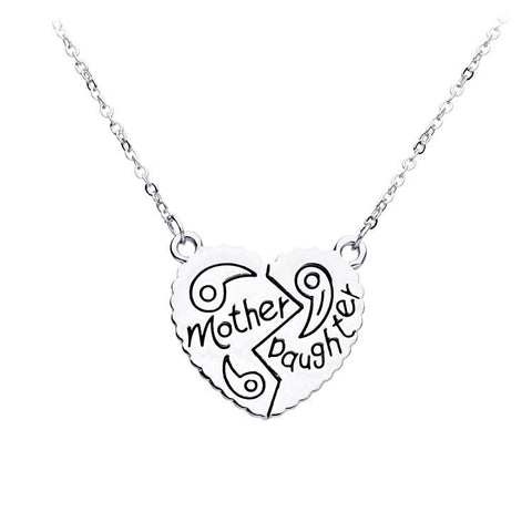 Mother Daughter Love Pendant