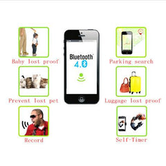 Smart Tag Bluetooth and GPS Item Tracker - Assorted Colors