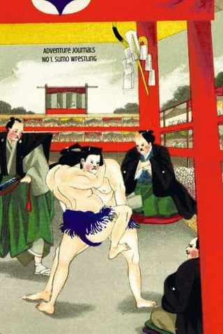 No 1. Sumo Wrestling by Adventure Journals (ProductiveLuddite.com)