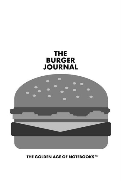 Sample Page from The Burger Journal